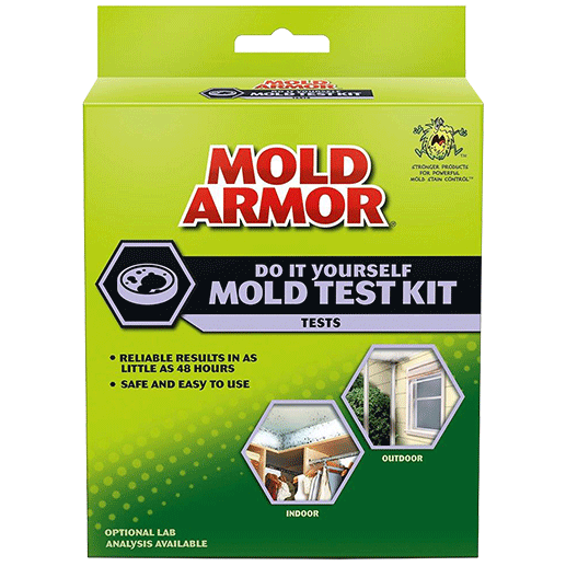 Mold Armor Do It Yourself Test Kit
