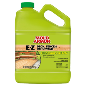 E-Z Deck, Fence, & Patio Wash 1 Gallon