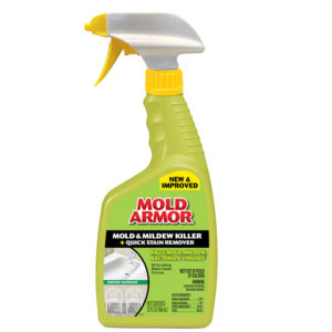 Mold & Mildew Killer + Quick Stain Remover 32 oz.
